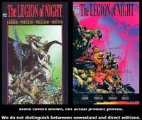 Legion of Night, The 1 2 Complete Set Run Lot 1-2 VF/NM