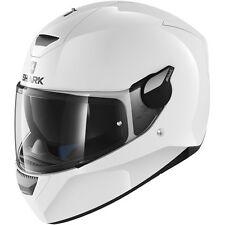 Casco, Helmet, SHARK D-SKWAL White T. L