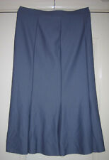 Finn Karelia - Blue/Lavender 20% Wool Skirt New With Tags UK16 (40)