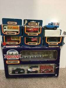 Matchbox Superfast Various Models Job Lot Boxed