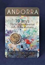 Andorra 2018 2 Euro Healthcare BU