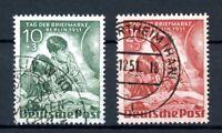 Berlin MiNr. 80-81 gestempelt geprüft (B196