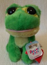 """5"""" Plush Dreamy Eyes Aurora Frog Ferraro Item 21087 Tag"""