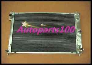 Radiator For Ford Falcon AU AU2 AU3 6Cly V8 1998-2002 Fairmont Fairlane NU AT/MT