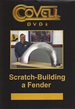SCRATCH-BUILDING A FENDER Covell Auto Body Metalworking Fabrication Pullmax Weld