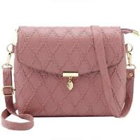 Bag Women Shoulder Purse Handbag Small Travel Leather Bags Girls Womens Mini New