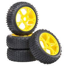 Buggy Neumáticos Set de Llantas Rex-X con 5-Doppelspeichenfelge Amarillo 1:8 4