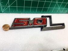 5.0L Emblem For Ford F150