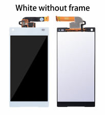 For Sony Xperia Z5 Compact Mini E5803 E5823 LCD Touch Screen Assembly Frame SL01