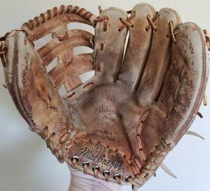 Vintage MacGregor Pete Rose G5SB Basseball Glove Mitt Right Thrower RHT Reds
