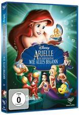 Arielle, die Meerjungfrau - Wie alles begann (2013) DVD