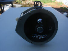 Vintage Daiwa Dynamic 5000D Big Game Reel, Tuna, Bottom Fishing VGC