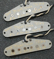 For Stratocaster '75 Vintage Pickups Set Hand Wound by Migas Touch Strat #4