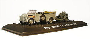 Steyr 1500/A01 + 2cm Flak 38 - Germany 1943 - 1/72 No2