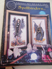 Spellbinders -Sorceress & Wizard -Fantasy - Cross Stitch Chart by Cross My Heart