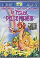 Dvd **ALLA RICERCA DELLA VALLE INCANTATA 04 ♥ LA TERRA DELLE NEBBIE** nuovo 1996