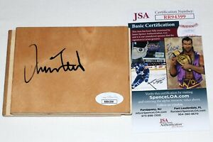 JERRY WEST Hand Signed FLOOR BOARD Los Angeles LAKERS with JSA COA autograph HOF