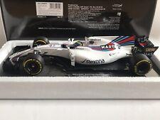 Minichamps 117 170019 Williams Mercedes FW40 Felipe Massa Formula 1 2017 1:18