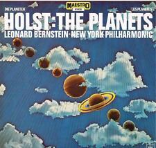 Hols : i Planetas /Leonard Bernstein, New York Orquesta Filarmónica de - LP