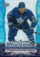 AUSTON MATTHEWS NO:CC-7 CLEAR CUT PHENOMS in UPPER DECK TIM HORTONS 2020-21 aa