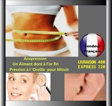 Aimant minceur Acupression  auriculaire  Zerodiet  acupuncture Magnetique    U05