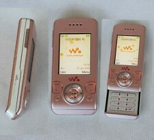 Sony Ericsson  w580i pink Mobile Phone. (Walkman).