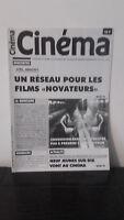 Cine - N º 550-16 A 31 Mars 1995 - Un Red Para Las Películas Innovador
