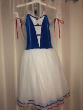 Women's Halloween Costume M Disney Princess Folk Maid Wench