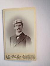 Marburg - Wingolf 1898 Hermann Weinholz als stud. med. / Studentika / Dudenhofen