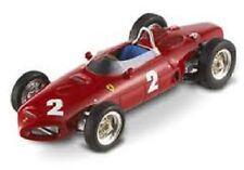 HOT WHEELS ELITE T6278 - FERRARI 156 F1 P. HILL ITALY GP 1961 1/43