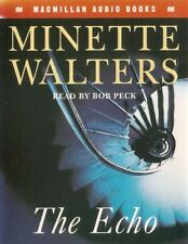 Minnette Walters - The Echo (2xCass A/Book 1997) FREE UK PP