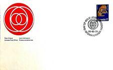 Canada 1980 FDC #856     INTERNATIONAL EVENTS - Rehabilitation International