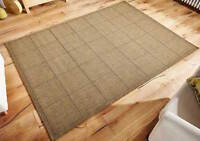 Flatweave Checked Utility Mats Kitchen Rugs Hall Runners Non slip Rugs Carpet