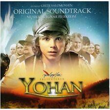 2 CD Soundtrack OST YOHAN Barnevandrer, Alexander Rybak, Carola, Kristofferson
