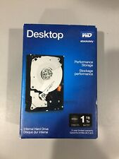 New sealed WD - Black Performance 1TB Internal SATA Hard Drive for Desktops