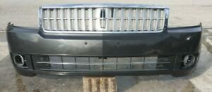 Message 1st! Front Bumper Cover Grille 07 08 09 Lincoln Zepher MKZ Alloy Met G5