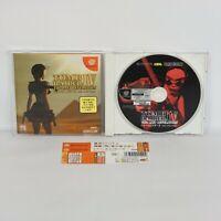 Dreamcast TOMB RAIDER IV 4 Spine * Sega dc