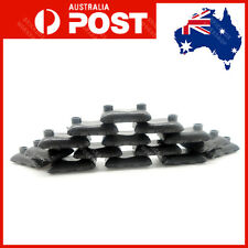 Custom LEGO Sandbags Black Cover Weapons Soldier Gun Tactical Brick Army