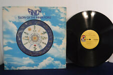 Finch, Glory Of The Inner Force, 1975 Atco SD 36-124, Rock Jazz Prog