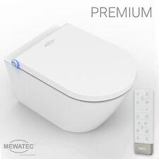 MEWATEC Memphis Premium Marken Dusch-WC Komplettanlage wandhängend, keine Kopie!
