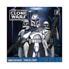 THE CLONE WARS - 13: KINDER DER MACHT/SPION DES SENATS  CD KINDER-HÖRSPIEL NEU