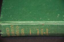 BLACK'S CHILDREN'S ENCYCLOPAEDIA VOLUME 1 children's vintage book 1951