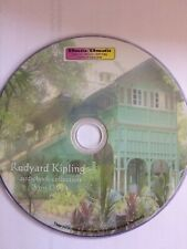 Rudyard Kipling -  11 titles 40+hrs Unabridged Audiobooks collection Mp3 DVD