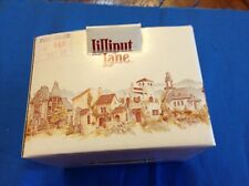 Lilliput Lane Pussy Willow Signed April of 1992! Original box, no papers!