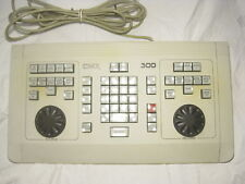 vintage CMX 300 Keyboard West Germany 907981-01 edit linear rare electronic * no