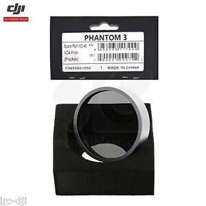 AUTH DJI Phantom 3 RC Drone ND4 Lens Filter Density Pro/Adv/Sta  part 46