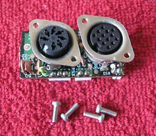 Kenwood TS-440S/AT spare parts - Remote / ACC2 connectors assembly