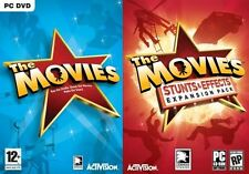 THE MOVIES + STUNTS & EFFECTS Add-On Expansion Pack