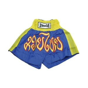 Kick Boxing Trunk Thaismai Muay Thai Shorts Kickboxing Training Pants - 7 Colors