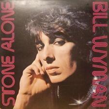 Bill Wyman(Vinyl LP)Stone Alone-Rolling Stones-COC 59105-UK-Ex+/Ex+